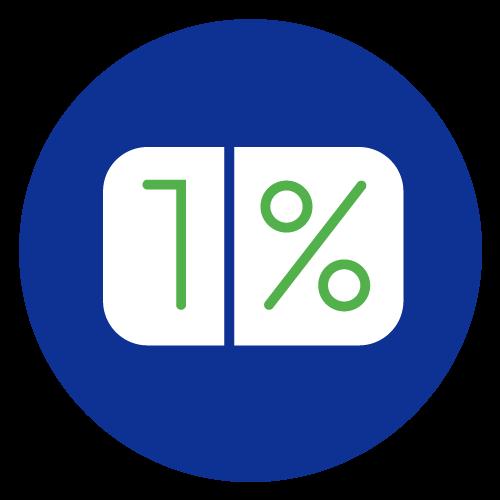 Kampania 1%